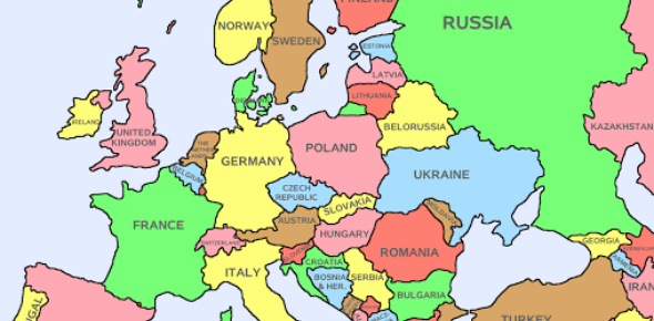 Ultimate Questions On European Geography! Trivia Quiz