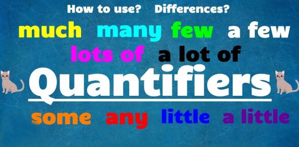 Quantifiers Quiz: Grammar Exam!