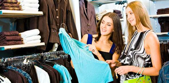 Quiz: What Clothing Store You Should Shop At?