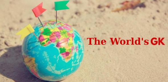 Quiz: The World