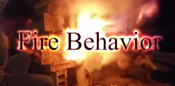 Fire Behavior Quiz