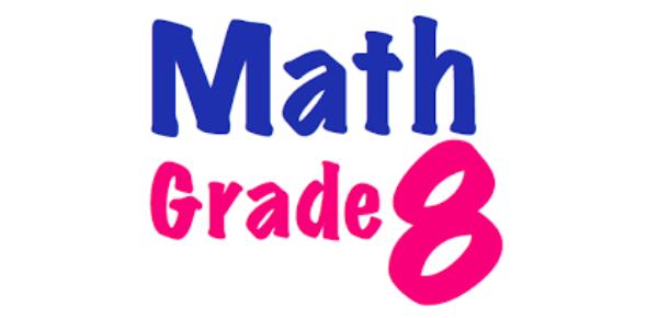 A Grade 8 Math Quiz #1