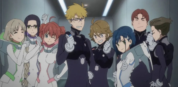 Which Darling In The Franxx Character Are You?