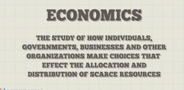 Knowledge Test On Economics! Trivia Quiz