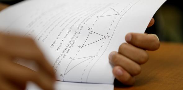 Test Your High School Math Knowledge