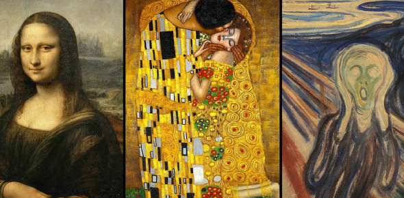 Can You Identify These Famous Painters?