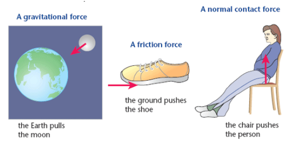 Science Test - Forces