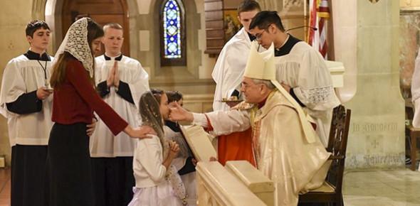 Sacrament Of Confirmation (Catholic)