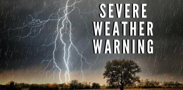 Severe Weather Warning Quiz! Trivia