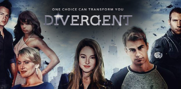 Divergent Faction Personality Quiz!