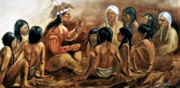 Native American Literature Quiz! Trivia
