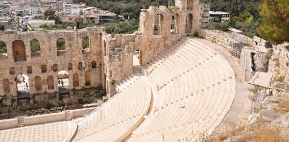 Ancient Greece Quiz On Culture! Trivia