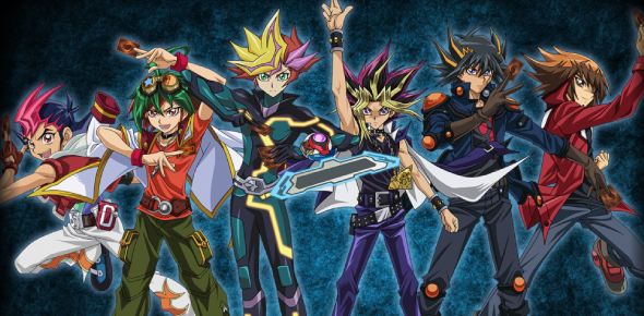 Which Yugioh Character Are You? (With Pictures)