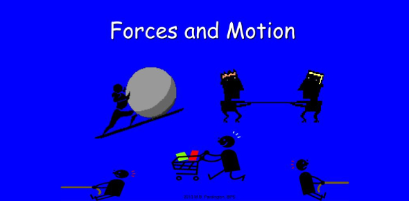 Force And Motion Practice Quiz Questions!