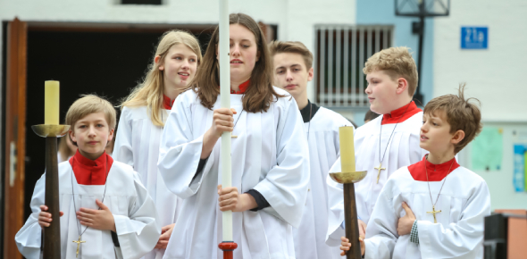 Altar Servers: How Much You Know? Quiz
