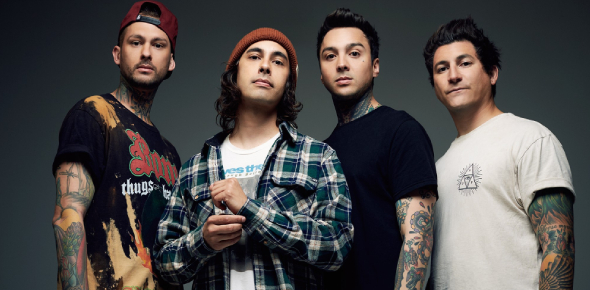 What Genre Suits On You From Pierce The Veil Rock Band?