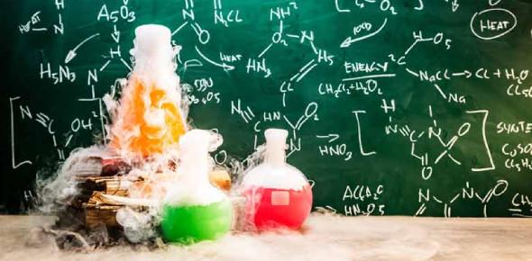 Chemistry Test 2 2012