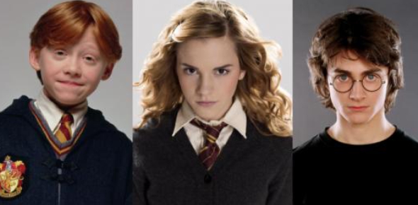Which Lead Character From Harry Potter Are You?