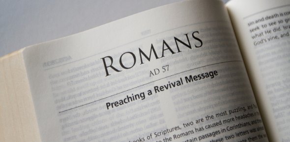 Bible Trivia Quiz: Romans 8-10, NKJV