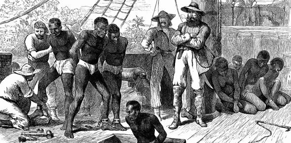 Trans Atlantic Slave Trade History Quiz!