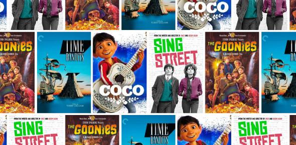 Multiple Choice Quiz: Movie Trivia!