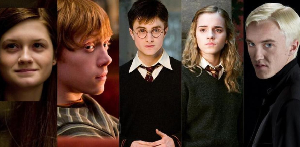 What Do The HP Characters Think Of U?includes Name And House)grlz Only
