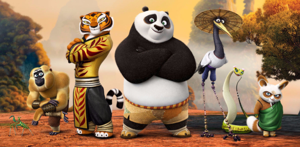 What Kung Fu Panda 2 Character Are You?