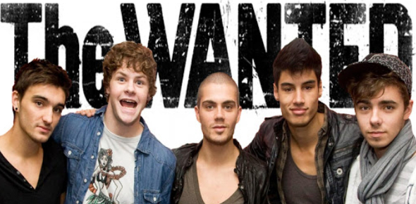 The Wanted Music Band: Trivia Questions Quiz