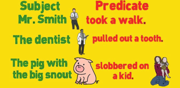 Subject And Predicate Trivia Question