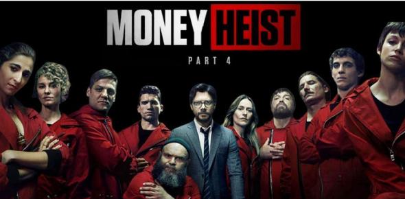 LA Casa De Papel: The Biggest Money Heist Quiz!