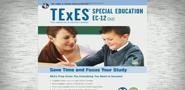 TExES Ec-12 Special Education Sample Exam