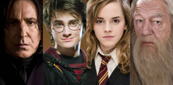 Which Harry Potter Character Resembles You?