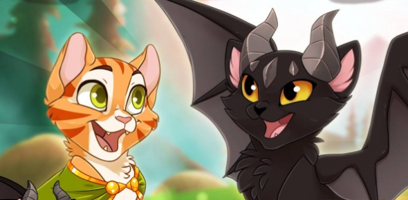 Let's Find Out Now Which Warrior Cat Are You?
