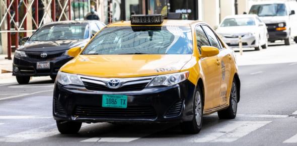 Chicago Taxi Driving Exam Prep Test