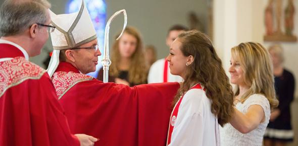 Sacrament Of Confirmation Quiz! Trivia
