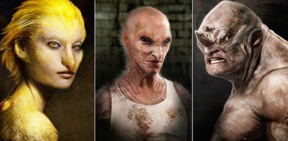 Grimm Quiz: What Kind Of Wesen Are You?