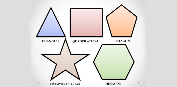 Polygons: How Many Sides? Quiz