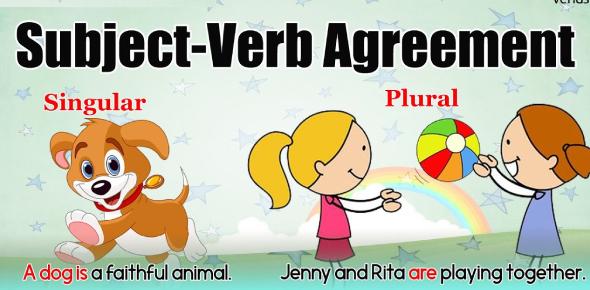 Subject-Verb Agreement: Grammar Trivia Quiz