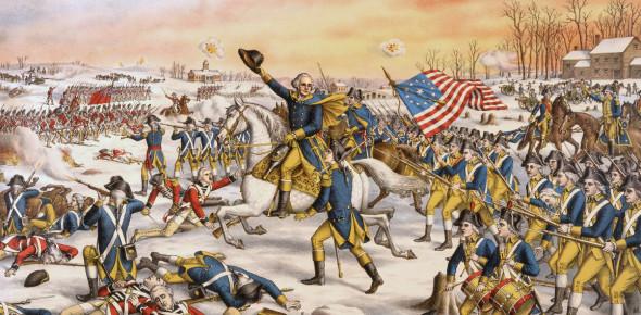 The American Revolutionary War Trivia: Quiz