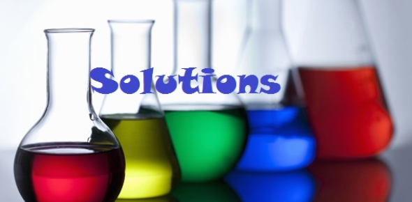 Are You A Chemistry Student? Pass This Solutions Quiz