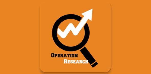 Operations Research MCQ Quiz!