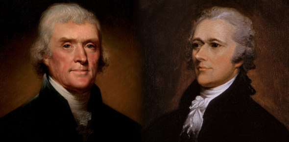 Are You Hamilton Or Jefferson?