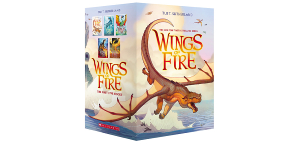 If You Came From A Tribe In �wings Of Fire� Which One Would IT Be