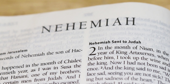 Book Of Nehemiah Quiz: Bible Trivia!
