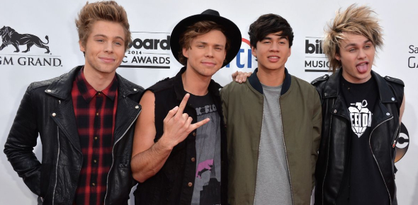 Who Is Your 5 Seconds Of Summer Boyfriend?