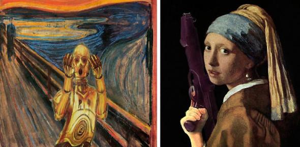 Most Famous Paintings Quiz
