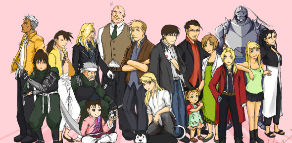 Find Out Your Fullmetal Alchemist Character Quiz