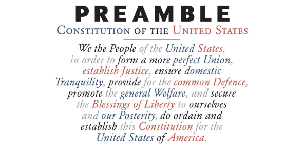 How Well Do You Know The Preamble?