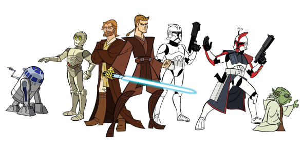 Which Star Wars Clone Wars Character Are You?