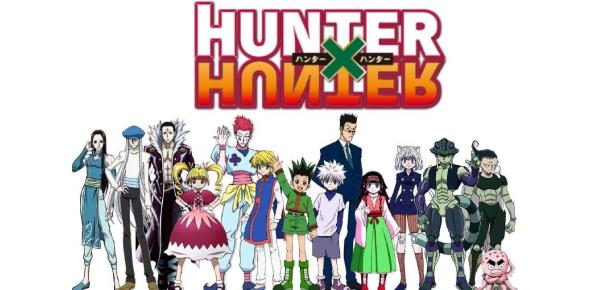 Hunter X Hunter Characters Quiz